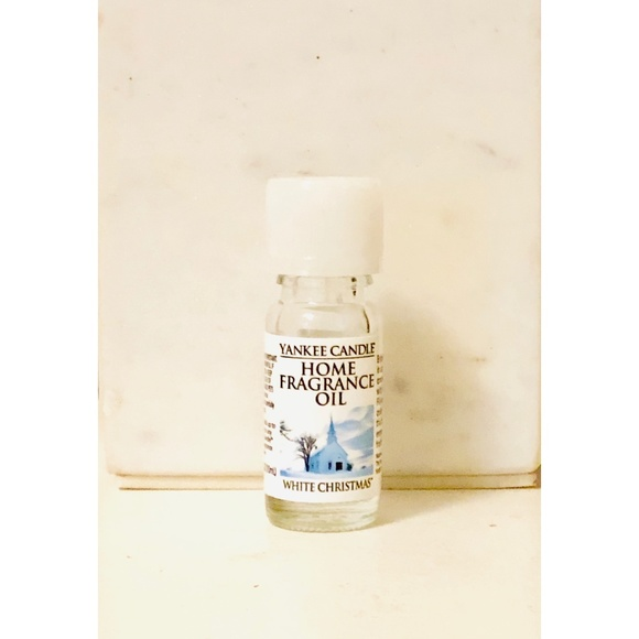 Yankee Candle Other - Yankee Candle Home Fragrance Oil White Christmas
